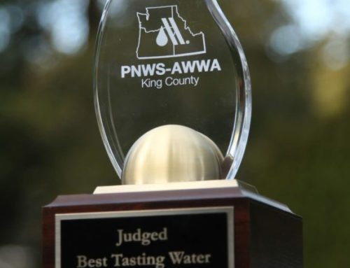 King County's Best Tasting Water 2019