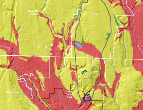 Critical Aquifer Recharge Area Classification